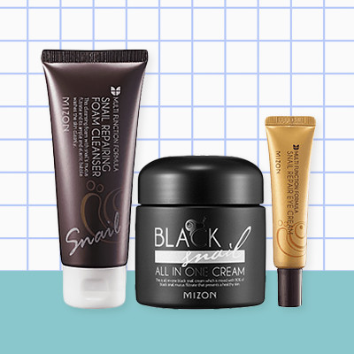 Watch: The 3-Step Snail Cream Routine for All Skin Types