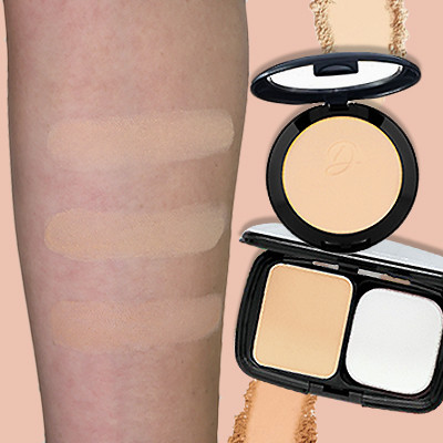 Shade Matcher: Foundation Swatches for Pink Sugar, Detail, Human Nature + More