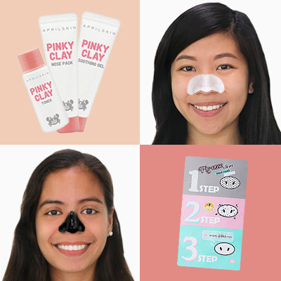 Splurge vs. Save: Blackhead Nose Pack Edition