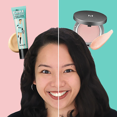 Watch: Should You Splurge or Save on Mattifying Primer?
