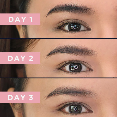 This Brow Tint Lasts for 3 Whole Days