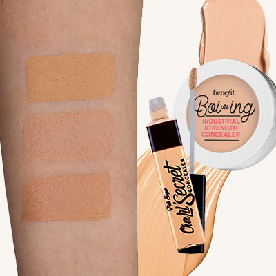 Shade Matcher: Concealer Swatches for Benefit, Maybelline, Pink Sugar + More