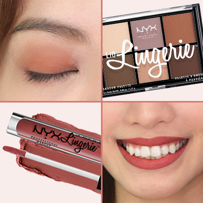 Watch: How to Match Your Eyes and Lips According to NYX