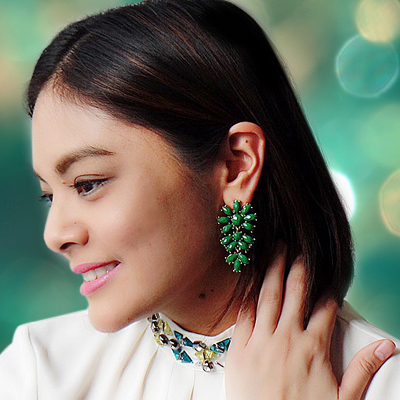 Lyca's Color-Coded Gift Guide: Emerald Picks