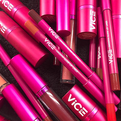 Watch: Every Single Vice Cosmetics Swatch You Need to See