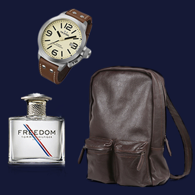 Gift Guide: What to Get the Man in Your Life