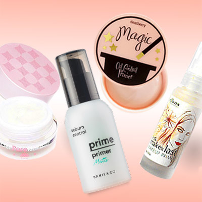 4 Primers Oily People Will Love