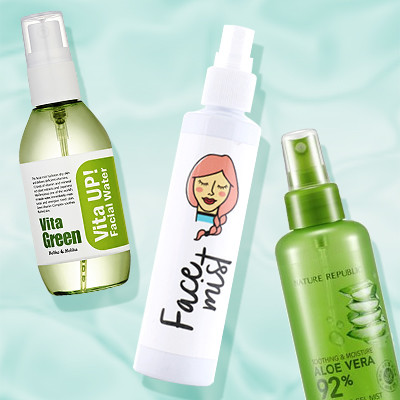 5 Face Mists That Make You Look Fresh