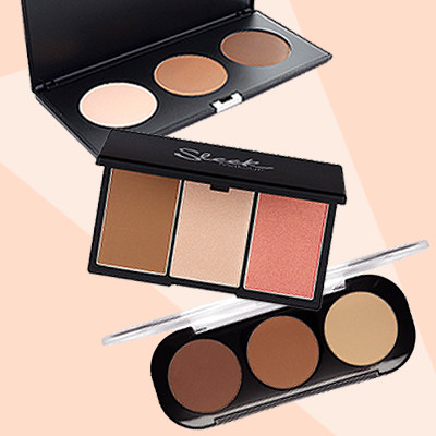 5 Contour Palettes for a Natural Sculpt