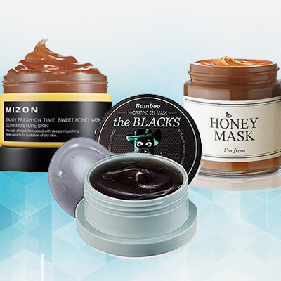 5 Masks for a Complete Skin Makeover