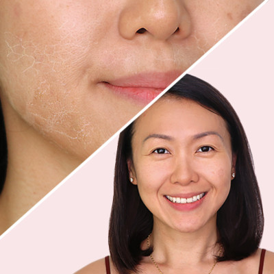 "This Mask ""Lifts"" Your Face in 30 Minutes"