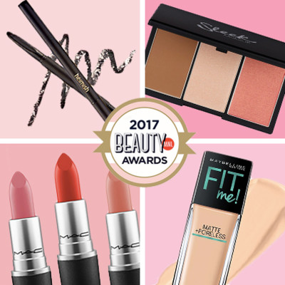 Bmnk awards 2017 makeup square