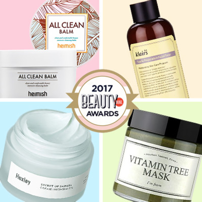 The BeautyMNL Awards: The 22 Best Korean Products of 2017