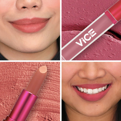 Watch: Get Your First Look at the Newest Vice Lipsticks