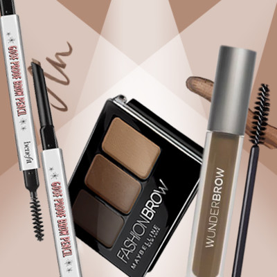 Customers Pick: The 20 Best Reviewed Brow Products of 2017