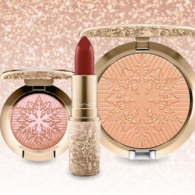 Watch: The MAC Collection Everyone Wants for Christmas