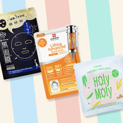 6 Sheet Masks You'll Want to Use Every Week