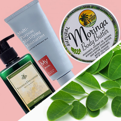 Moringa Is the Next Big Skincare Trend