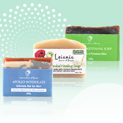 5 Skin Problems and the Soaps That Fix Them