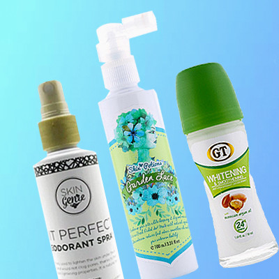 6 Deodorants That Whiten Dark Pits