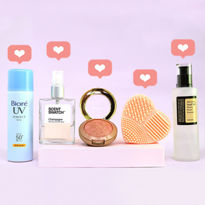 The Products We Use the Most: January 2018 Edition