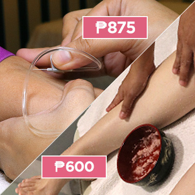 Two Broke Girls Try Buzzy Glow Treatments Under P1,000