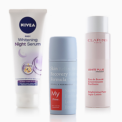 10 Whitening Products for Spotty Skin