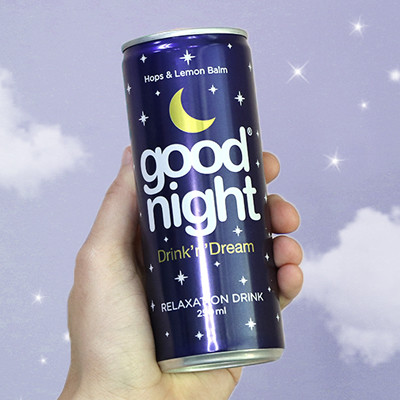 "I Tried an ""Anti-Energy"" Drink to Help Me Sleep"