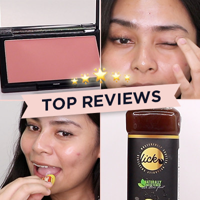 Top Reviews This Week: Pink Sugar, Carmex + More