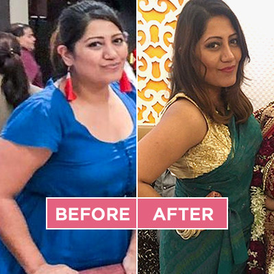 This Is How I Lost 20 Pounds in a Month