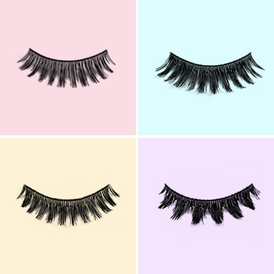 The Exact False Lashes to Wear According to the Occasion
