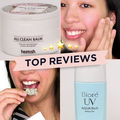 Top Reviews This Week: Biore, Heimish + More