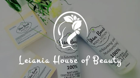 Banner  leiania house of beauty