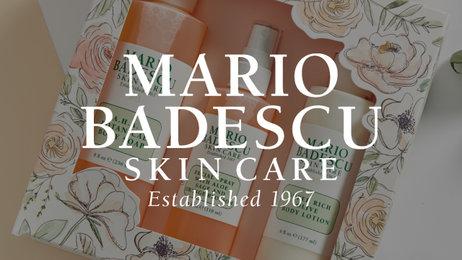Banner  mario badescu