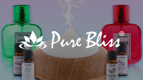 Banner  pure bliss
