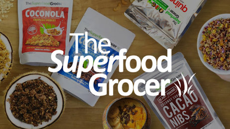 Banner  the superfood grocer