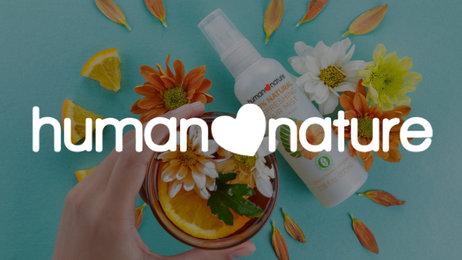 Banner  human nature