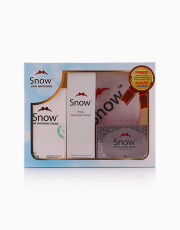 Snow Whitening Cream Gift Box by Snow