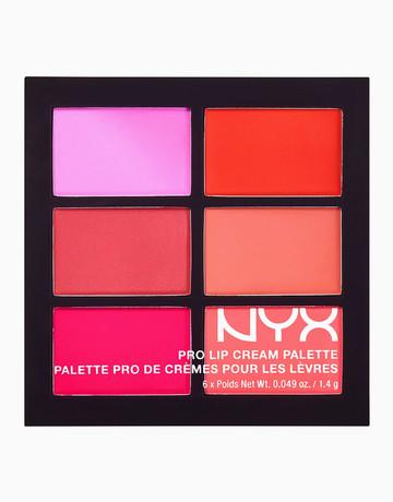 Pro Lip Cream Palette by NYX Professional MakeUp