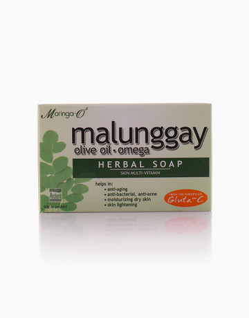 Herbal Soap (60g) by Moringa-O2