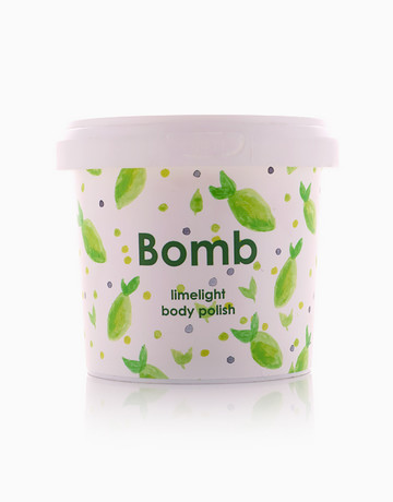 Limelight Body Polish by Bomb Cosmetics