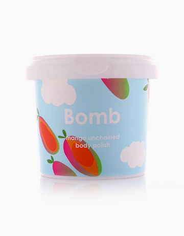 Mango Unchained Body Polish by Bomb Cosmetics