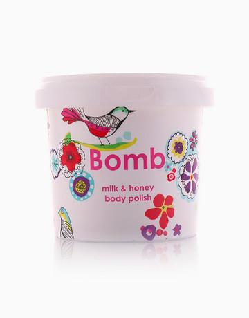 Milk & Honey Body Polish by Bomb Cosmetics