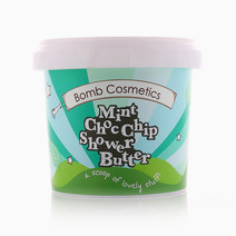 Mint Choc Chip Cleansing Shower Butter by Bomb Cosmetics