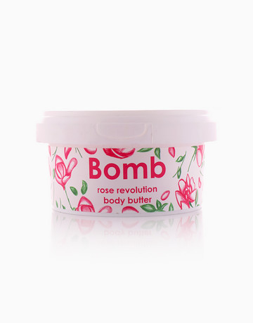 Rose Revolution Body Butter by Bomb Cosmetics