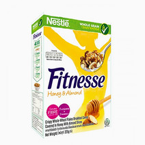 Honey & Almond Cereal (225g) by Fitnesse
