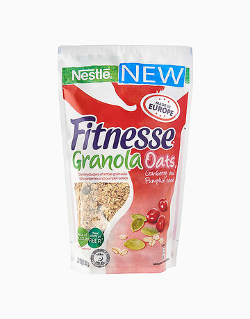 Fitnesse Granola Cranberry (300g) by Fitnesse