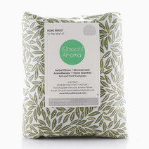 Large Herbal Pillow (6x17.5 Inches) by Kimochi Aroma