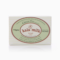 Green Tea Milk Soap by Kala Milk