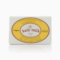 Citronella Milk Soap by Kala Milk